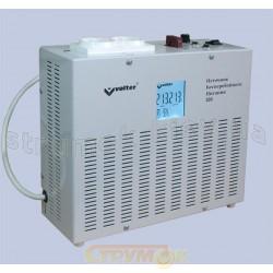 ИБП Volter 300 (защита и подзарядка внешнего кислотного аккумулятора) АКБ 65Ач