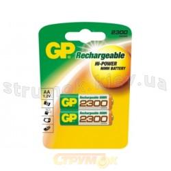 Аккумулято GP 230AAHC-UС2 NIMN AA, R6 2300mAh