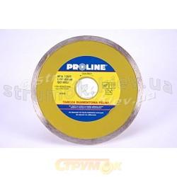 Алмазный диск по бетону, камню PROLINE 115х22 мм