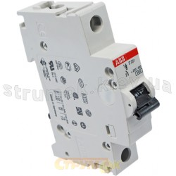 Автоматический выключатель ABB S 201 C 50А 6кА 2CDS251001R0504 1-полюсный