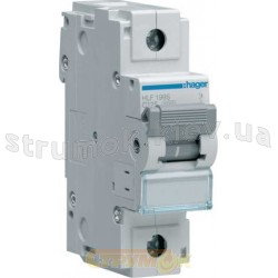 Автоматический выключатель Hager In=125А C 10kA HLF199S 1-полюсный (1.5M)
