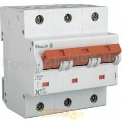 Автоматический выключатель PLНТ D-100A 20kA 3-полюсный Eaton (Moeller) 248049