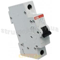 Автоматический выключатель ABB SН 201 C 16А 6кА 2CDS211001R0164 1-полюсный