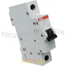 Автоматический выключатель ABB SН201 С 20А 6кА 2CDS211001R0204 1-полюсный