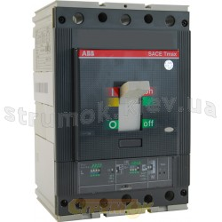 Автоматический выключатель АВВ T1B 160 TMD 63А 3-полюсный 1SDA050876R1