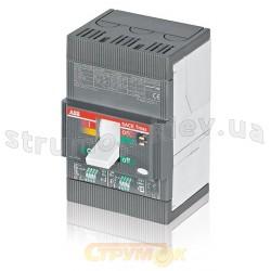 Автоматический выключатель АВВ T2S 160 A PR221LSDS (1SDA051137R1)