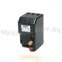 Автоматический выключатель АП-50 16А 3-полюсный