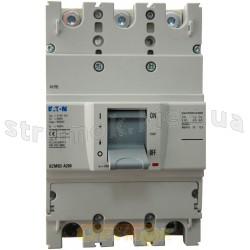 Выключатель автоматический BZMB2-A200 200А 25кА 3-фазный C-200A Eaton (Moeller) 116971