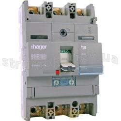 Автоматический выключатель 250А 3-фазный С 40кА HNB250H Hager
