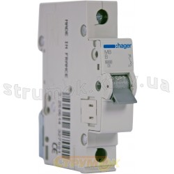 Автоматический выключатель In=40 В 6kA MB140A Hager