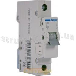 Автоматический выключатель In=6А В 6kA MB106A Hager
