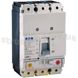 Автоматический выключатель LZMC1-A160-I In=160A C 36кА 3-полюсный Eaton (Moeller) 111897