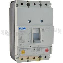Выключатель автоматический LZMC1-A40-I In=40A C 36кА 3-полюсный Eaton (Moeller) 111891