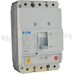 Автоматический выключатель LZMC1-A63-I In=63A C 36кА 3-полюсный Eaton (Moeller) 111893