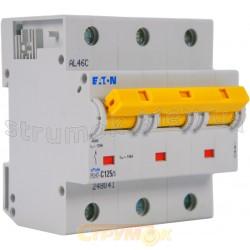 Автоматический выключатель PLНТ C-125A 15kA 3-фазный Eaton (Moeller) 248041