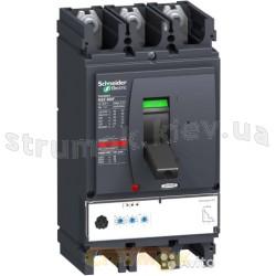 Автоматический выключатель SCHNEIDER NSX 400 3P3D 400A 36kA 3-полюсный LV432676