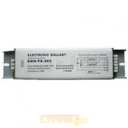 Балласт электромагнитный Magnum 2х18W 220-240V
