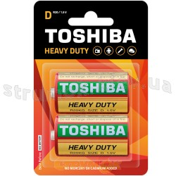 Батарейка Тошиба HD R6 KG AA