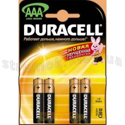 Батарейка Duracell LR3 New
