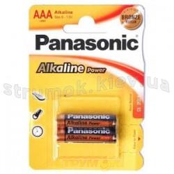 Батарейка Panasonic LR03 Alkaline power