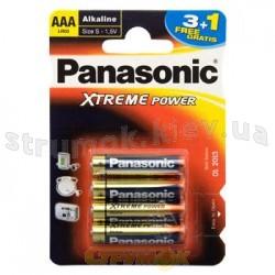 Батарейка Panasonic LR03RAP4BR