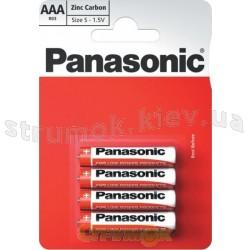 Батарейка Panasonic R03R special4BP