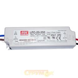 Блок питания (для светодиодов) LPC-20-350