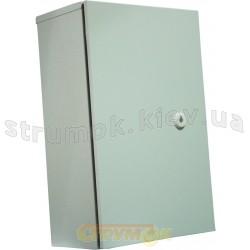 Бокс металлический герметичный IP54 БМ-30Г 300х300х120