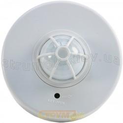 """Датчик движения НЛО"""" на потолок 360"""", 2-4м, ІР20 (50) SТ-06АСS"""""""