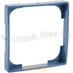 Декоративная вставка ABB Basic 55 2516-901-507 синий цвет