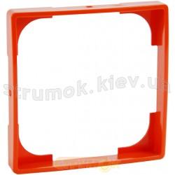 Декоративная вставка ABB Basic 55 2516-904-507 оранжевый цвет