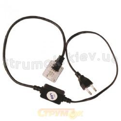 Delux Led 2-проводный вилка+кабель