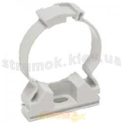 Держатель трубы / хомут с защелкой ИЭК CFC16 CTA10D-CFC-16-K41-100