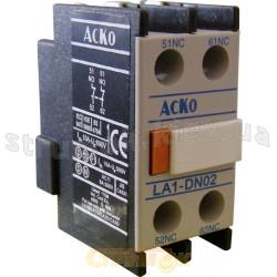 Дополнительный контакт ДК02-2NC Укрем Аско