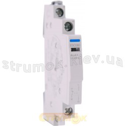 Дополнительный контакт для контакторов Hager ESC080 2А 250V 1NO+1NC (EP071)