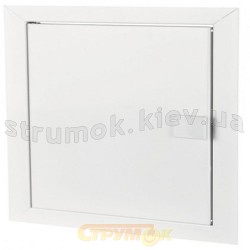 Дверца ревизионная пластиковая Д 300х300 VENTS