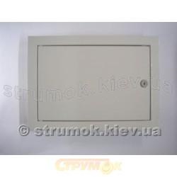 Дверца металлическая 300х200 с замком