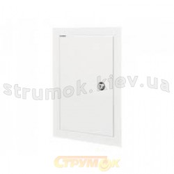 Дверка металлическая с замком 600*800 ДМЗ