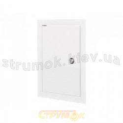 Дверка металлическая 150*200 с замком ДМЗ