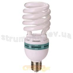 Энергосберегающая лампа КЛЛ Delux Big Spiral 65Wатт 6400K E40