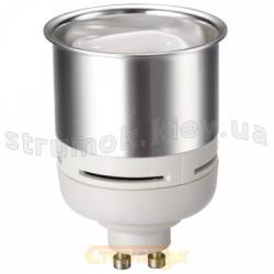 Энергосберегающая лампа КЛЛ Delux EGU-10 9W 2700K GU10