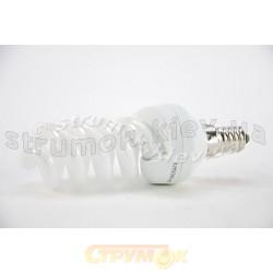Лампа энергосберегающая DELUX Mini Full-spiral 11Wатт 4100K E14.