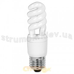 Энергосберегающая лампа КЛЛ Delux Mini Semi-spiral 11Wатт 4100K E27