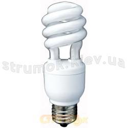 Энергосберегающая лампа КЛЛ Delux Slim Semi-spiral 13Wатт 2700K E27