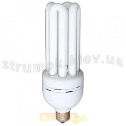 Энергосберегающая лампа КЛЛ Delux Т2 4U 15Wатт 2700K E27
