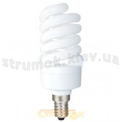 Энергосберегающая лампа КЛЛ Delux Т2 Full-spiral 15Wатт 2700K E27