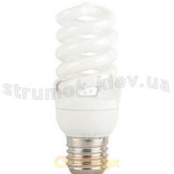 Энергосберегающая лампа КЛЛ Delux Т2 Full-spiral 15Wатт 4100K E27