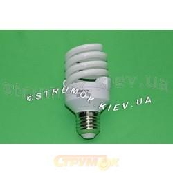 Лампа энергосберегающая DELUX Т2 Full-spiral 20Wатт 4100K E27.