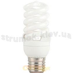 Энергосберегающая лампа КЛЛ Delux Т2 Full-spiral 25Wатт 4100K E27