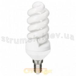 Энергосберегающая лампа КЛЛ Delux Т2 Mini Full-spiral 11Wатт 2700K E27